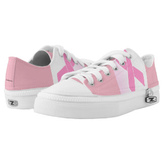 ZazzleForBreastCancer Low Tops