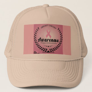 ZazzleForBreastCancer Trucker Hat