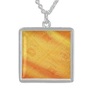 ZazzleGifts Square Pendant Necklace
