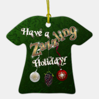 Zazzling Holiday Ornament Contest Entry