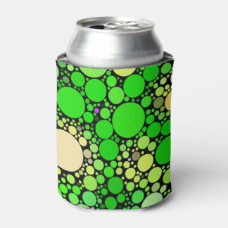 Zazzy Bubbles,green Can Cooler