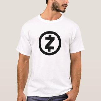 Zcash black logo T-Shirt