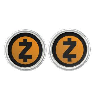 Zcash Silver Plated Cufflinks! Cufflinks