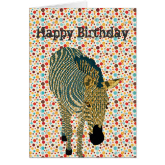 Zeb   Birthday Card