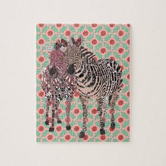 Zeb & Zenya Art Puzzle