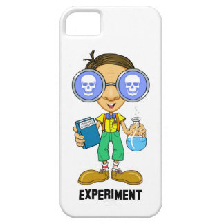 Zebart EXPERIMENT Barely There iPhone 5 Case