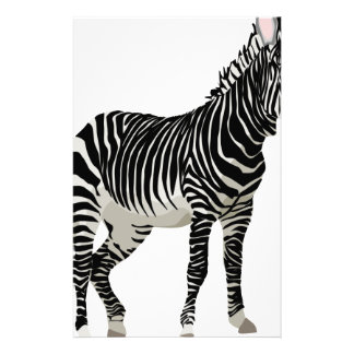 zebra-152604 png personalized stationery