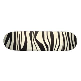 Zebra 19.7 Cm Skateboard Deck
