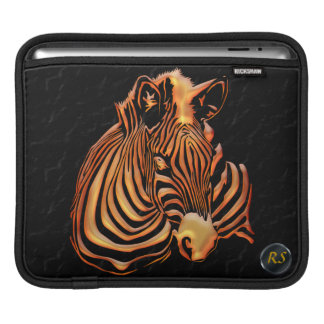 Zebra 1 iPad Sleeve