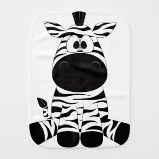 zebra-470305 burp cloth
