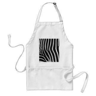 zebra-9 standard apron