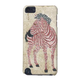 Zebra Art Case iPod Touch (5th Generation) Case