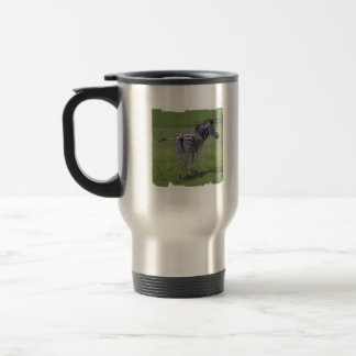 Zebra Attitude Travel Mug