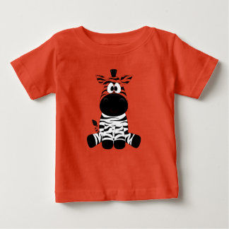 Zebra Baby Fine Jersey T-Shirt