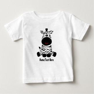 Zebra baby is cute baby T-Shirt