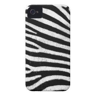 Zebra  Barely There™ iPhone 4 Case