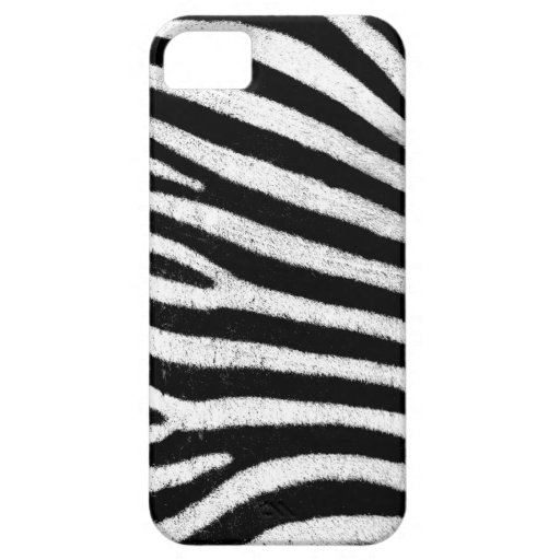 Zebra  Barely There™ iPhone 5 Case