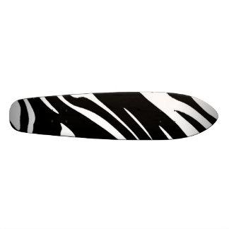 zebra board skate board deck