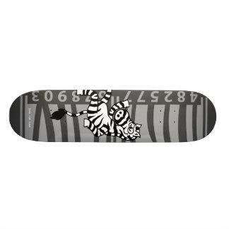 Zebra Code Skateboards