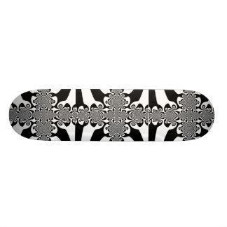 Zebra Cross Skate Board