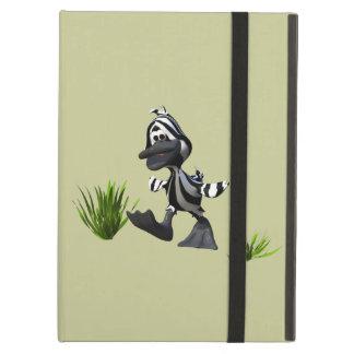 Zebra Duck Case For iPad Air