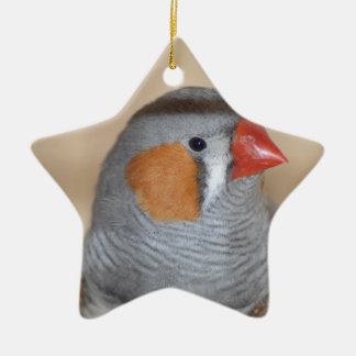 Zebra Finch Ornaments
