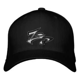 Zebra Gear Flex Cap Embroidered Hat