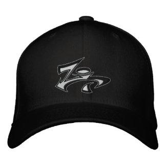 Zebra Gear Flex Cap Embroidered Hat
