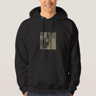 zebra hoodie