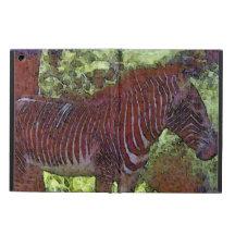 Zebra In The Shadows iPad Air Case