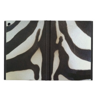 Zebra iPad Air Cases