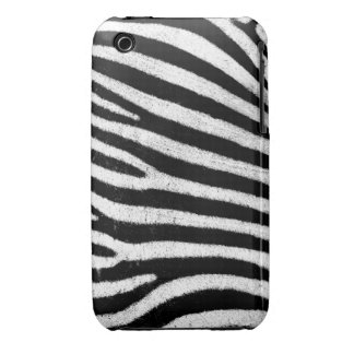 Zebra iPhone 3G/3GS Case-Mate Barely There™ Case-Mate iPhone 3 Cases