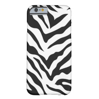 Zebra iPhone 6 case Barely There iPhone 6 Case
