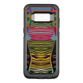 Zebra Lips POP Art OtterBox Commuter Samsung Galaxy S8 Case
