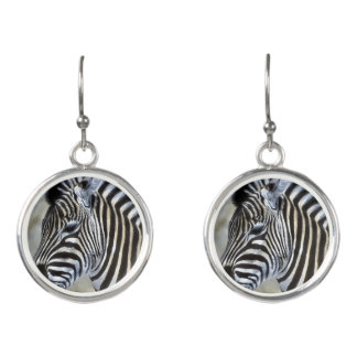 Zebra Lovers Earrings