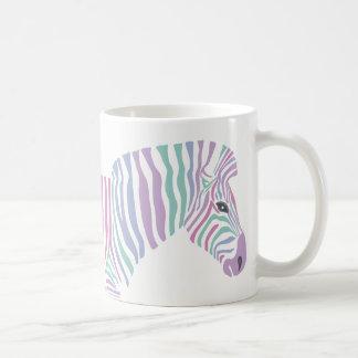 Zebra mug design by MuffinChops