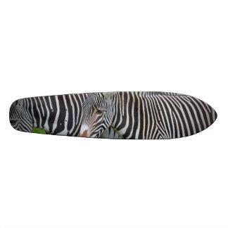 Zebra Pair Skateboard Decks