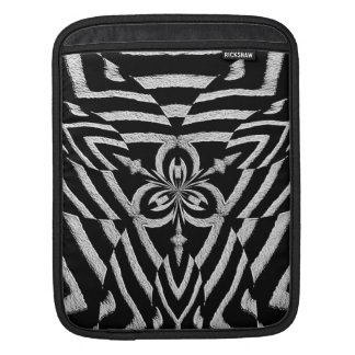 Zebra pattern_ sleeves for iPads