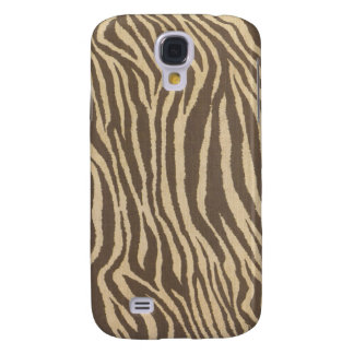 zebra pattern iPhone 3G case Samsung Galaxy S4 Cover