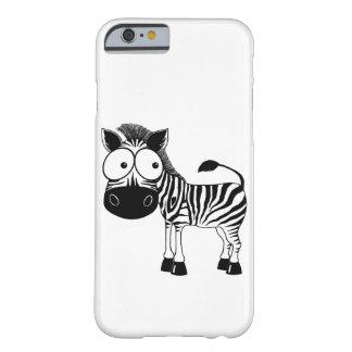 Zebra phone cover
