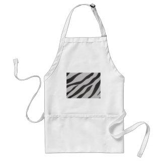 Zebra Print Aprons