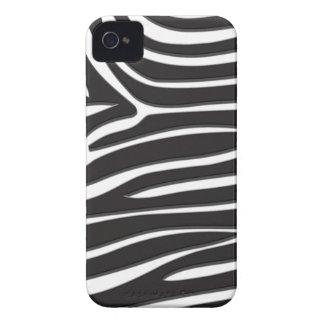 Zebra Print iPhone 4 Covers