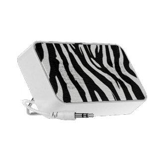 Zebra Print Doodle Speaker