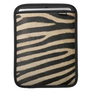 Zebra Print iPad Sleeve