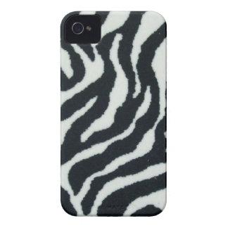 Zebra Print Iphone 4S Case iPhone 4 Cover