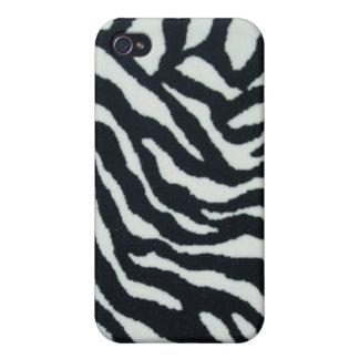 Zebra Print Iphone Case iPhone 4 Cover