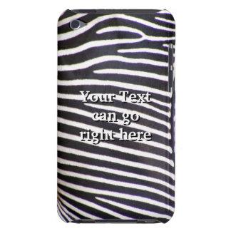 Zebra Print iPod Speck Case