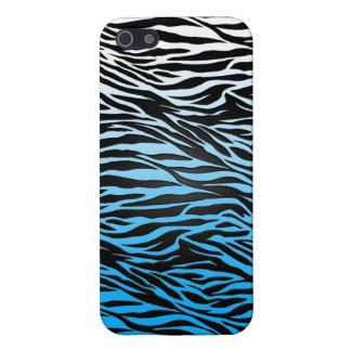 zebra print phone case iPhone 5/5S cover