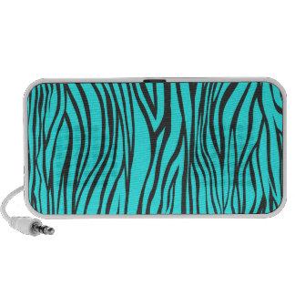 Zebra Print Travel Speaker