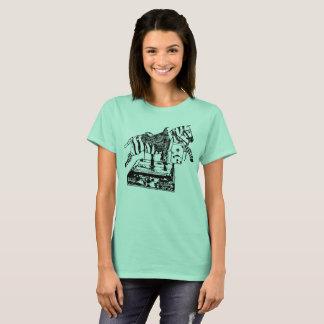 Zebra Ride T-Shirt